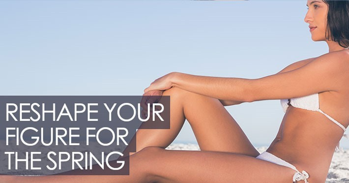 Lose the Bulges Before Spring with Liposuction